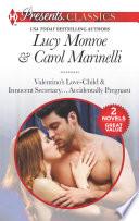 Valentino s Love Child   Innocent Secretary   Accidentally Pregnant