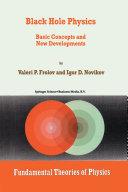 Black Hole Physics ebook
