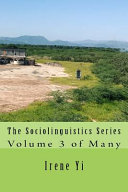 The Sociolinguistics Series