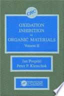 Oxidation Inhibition in Organic Materials