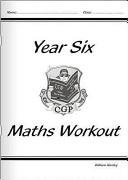 Year six maths workout