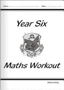 Year six maths workout