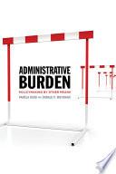 Administrative Burden