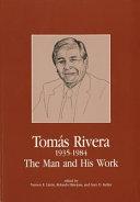 Tom  s Rivera  1935 1984 Book PDF