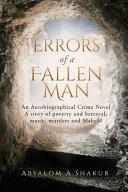 Error s of a Fallen Man