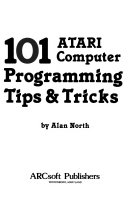 101 Atari Computer Programming Tips Tricks