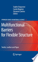Multifunctional Barriers For Flexible Structure Book PDF