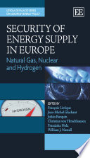 Security of Energy Supply in Europe