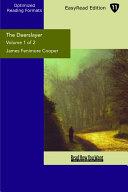 The Deerslayer Pdf/ePub eBook