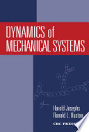 Dynamics of Mechanical Systems Book