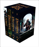The Hobbit and the Lord of the Rings Book