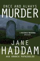 Once and Always Murder Pdf/ePub eBook