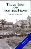 Pdf Truce Tent and Fighting Front
