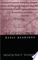 Old English Prose