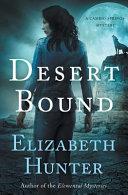 Desert Bound Book Cover