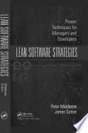Lean Software Strategies