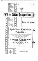 Farm and Garden Compendium