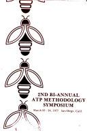 2nd Bi annual ATP Methodology Symposium  March 22 24  1977  San Diego  Calif