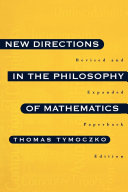 New Directions in the Philosophy of Mathematics