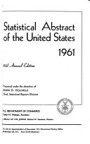 Statistical Abstract of the United States ebook