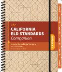 The California ELD Standards Companion