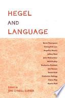 Hegel and Language