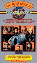 The A-Z of Babylon 5
