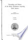 Proceedings and debates of the British parliaments respecting North America