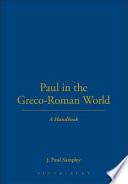 Paul In The Greco Roman World