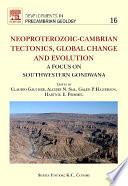 Neoproterozoic Cambrian Tectonics  Global Change and Evolution