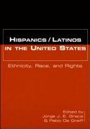 Hispanics Latinos in the United States Book