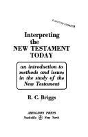 Interpreting The New Testament Today