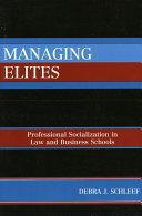 Pdf Managing Elites Telecharger