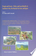 People And Forest Policy And Local Reality In Southeast Asia The Russian Far East And Japan