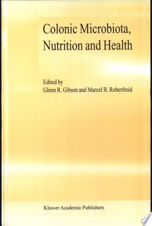 Free Download Colonic Microbiota, Nutrition and Health PDF - Writers Club