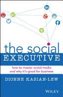 Pdf The Social Executive Telecharger