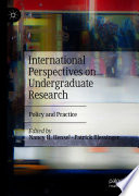 International Perspectives on Undergraduate Research