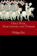 Pdf Holy War, Martyrdom, and Terror