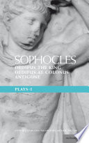 Sophocles Plays: 1
