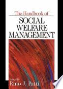 The Handbook of Social Welfare Management