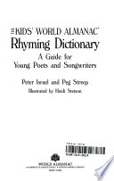The Kids' World Almanac Rhyming Dictionary