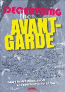 Decentring the Avant-Garde