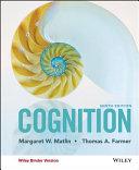 Cognition  Binder Ready Version Book