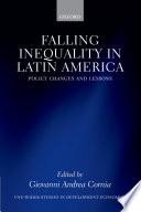 Falling Inequality In Latin America