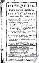 The Complete Letter-writer