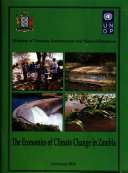 The Economics of Climate Change in Zambia