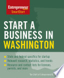 Start a Business in Washington Book