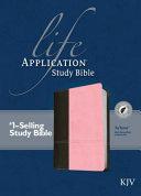 Life Application Study Bible KJV  Tutone
