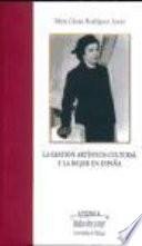 La gestión artístico-cultural y la mujer en España
