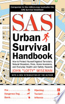 SAS Urban Survival Handbook Book